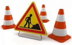 Restriction de circulation pour déploiement du réseau fibre